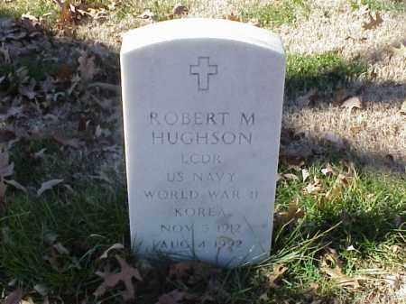 HUGHSON  (VETERAN 2 WARS), ROBERT M - Pulaski County, Arkansas | ROBERT M HUGHSON  (VETERAN 2 WARS) - Arkansas Gravestone Photos