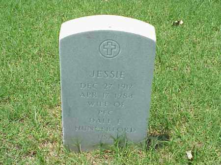HUNGERFORD, JESSIE - Pulaski County, Arkansas   JESSIE HUNGERFORD - Arkansas Gravestone Photos