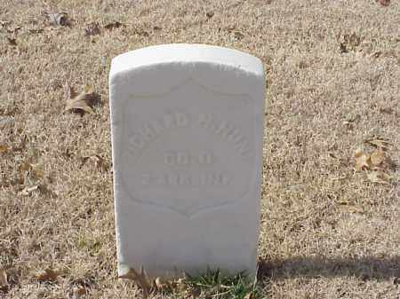 HUNT  (VETERAN UNION), RICHARD - Pulaski County, Arkansas | RICHARD HUNT  (VETERAN UNION) - Arkansas Gravestone Photos