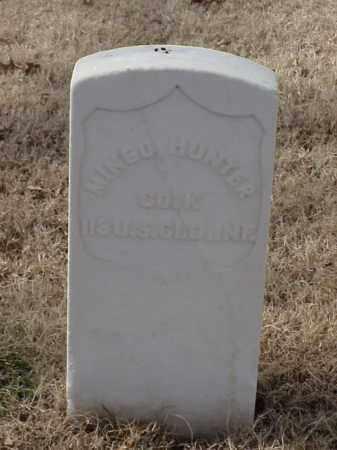HUNTER  (VETERAN UNION), MINGO - Pulaski County, Arkansas   MINGO HUNTER  (VETERAN UNION) - Arkansas Gravestone Photos