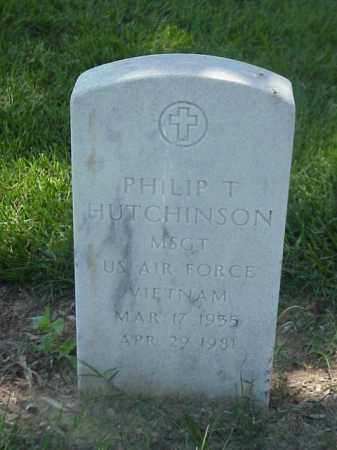 HUTCHINSON (VETERAN VIET), PHILIP T - Pulaski County, Arkansas | PHILIP T HUTCHINSON (VETERAN VIET) - Arkansas Gravestone Photos