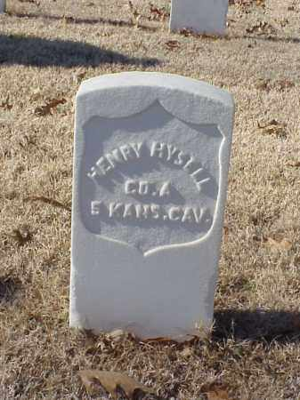 HYSELL  (VETERAN UNION), HENRY - Pulaski County, Arkansas | HENRY HYSELL  (VETERAN UNION) - Arkansas Gravestone Photos