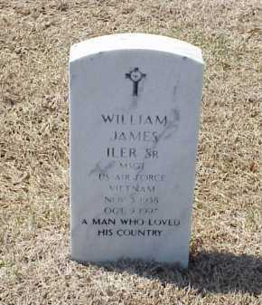 ILER, SR (VETERAN VIET), WILLIAM JAMES - Pulaski County, Arkansas | WILLIAM JAMES ILER, SR (VETERAN VIET) - Arkansas Gravestone Photos