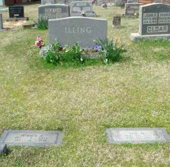 ILLING, HORACE A - Pulaski County, Arkansas | HORACE A ILLING - Arkansas Gravestone Photos