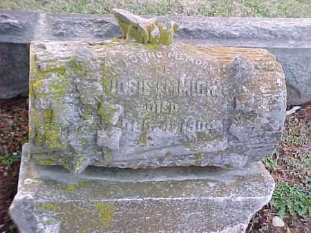 IMMICH, JOSIE - Pulaski County, Arkansas | JOSIE IMMICH - Arkansas Gravestone Photos