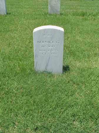 INGRAM, BERNICE G - Pulaski County, Arkansas   BERNICE G INGRAM - Arkansas Gravestone Photos