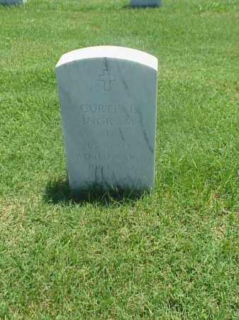 INGRAM (VETERAN WWII), CURTIS L - Pulaski County, Arkansas | CURTIS L INGRAM (VETERAN WWII) - Arkansas Gravestone Photos