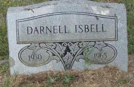 ISBELL, DARNELL - Pulaski County, Arkansas | DARNELL ISBELL - Arkansas Gravestone Photos