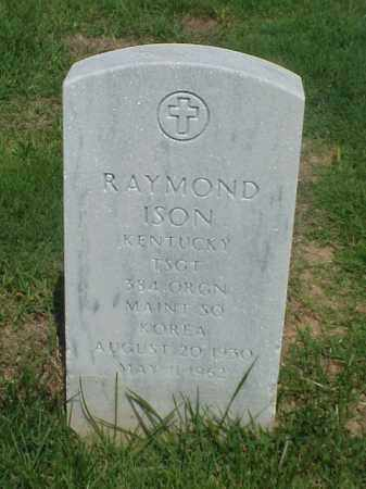 ISON (VETERAN KOR), RAYMOND - Pulaski County, Arkansas   RAYMOND ISON (VETERAN KOR) - Arkansas Gravestone Photos