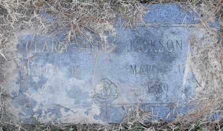 NEELY JACKSON, CLARA - Pulaski County, Arkansas | CLARA NEELY JACKSON - Arkansas Gravestone Photos