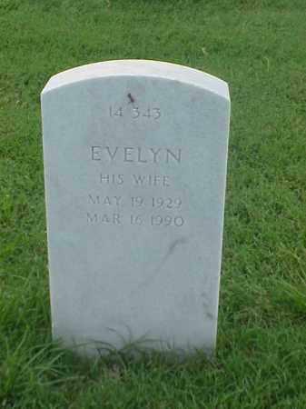 JACKSON, EVELYN - Pulaski County, Arkansas | EVELYN JACKSON - Arkansas Gravestone Photos
