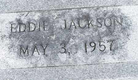 JACKSON, EDDIE - Pulaski County, Arkansas   EDDIE JACKSON - Arkansas Gravestone Photos