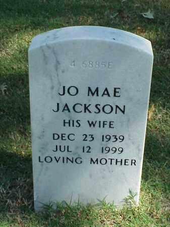 JACKSON, JO MAE - Pulaski County, Arkansas | JO MAE JACKSON - Arkansas Gravestone Photos