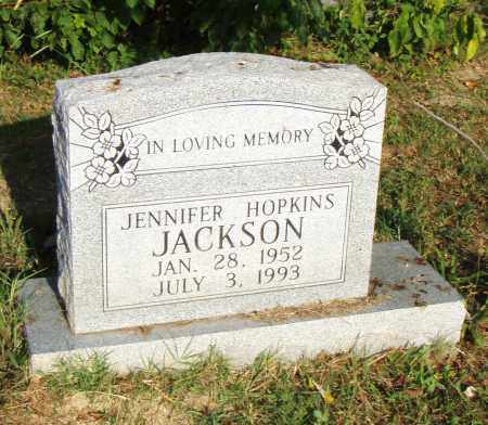 JACKSON, JENNIFER - Pulaski County, Arkansas | JENNIFER JACKSON - Arkansas Gravestone Photos