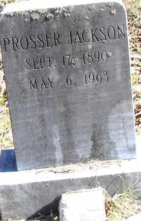 JACKSON, PROSSER - Pulaski County, Arkansas   PROSSER JACKSON - Arkansas Gravestone Photos