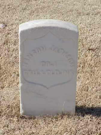 JACKSON (VETERAN UNION), HANSON - Pulaski County, Arkansas   HANSON JACKSON (VETERAN UNION) - Arkansas Gravestone Photos