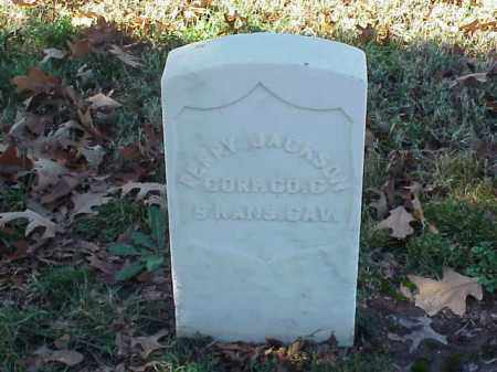 JACKSON (VETERAN UNION), PERRY - Pulaski County, Arkansas | PERRY JACKSON (VETERAN UNION) - Arkansas Gravestone Photos