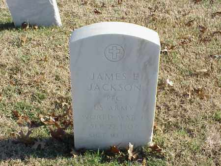 JACKSON (VETERAN WWII), JAMES E - Pulaski County, Arkansas | JAMES E JACKSON (VETERAN WWII) - Arkansas Gravestone Photos