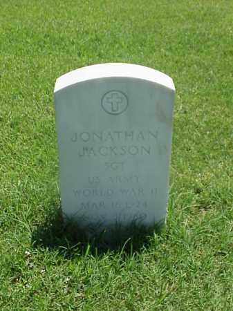 JACKSON (VETERAN WWII), JONATHAN - Pulaski County, Arkansas | JONATHAN JACKSON (VETERAN WWII) - Arkansas Gravestone Photos