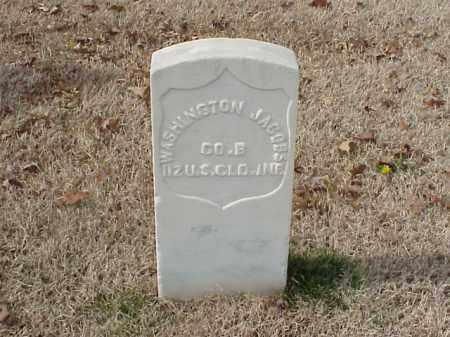 JACOBS (VETERAN UNION), WASHINGTON - Pulaski County, Arkansas | WASHINGTON JACOBS (VETERAN UNION) - Arkansas Gravestone Photos