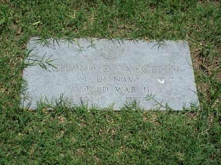 JACOBSEN (VETERAN WWII), RICHARD O - Pulaski County, Arkansas   RICHARD O JACOBSEN (VETERAN WWII) - Arkansas Gravestone Photos