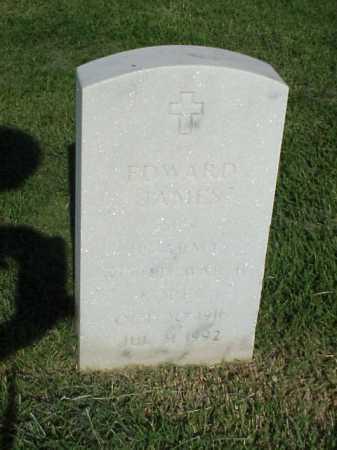 JAMES (VETERAN 2 WARS), EDWARD - Pulaski County, Arkansas | EDWARD JAMES (VETERAN 2 WARS) - Arkansas Gravestone Photos