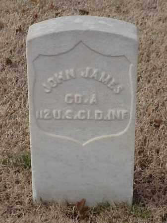 JAMES (VETERAN UNION), JOHN - Pulaski County, Arkansas | JOHN JAMES (VETERAN UNION) - Arkansas Gravestone Photos
