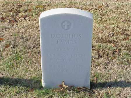 JAMES (VETERAN WWI), DOLPHUS - Pulaski County, Arkansas | DOLPHUS JAMES (VETERAN WWI) - Arkansas Gravestone Photos