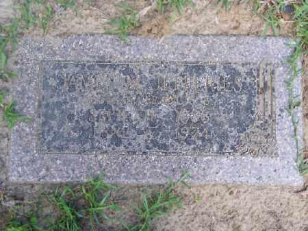 JEFFERIES, JAMES M. - Pulaski County, Arkansas | JAMES M. JEFFERIES - Arkansas Gravestone Photos