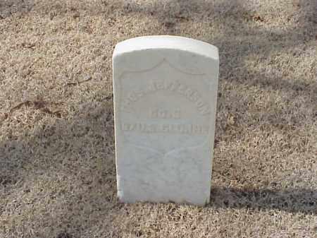 JEFFERSON (VETERAN UNION), THOMAS - Pulaski County, Arkansas | THOMAS JEFFERSON (VETERAN UNION) - Arkansas Gravestone Photos