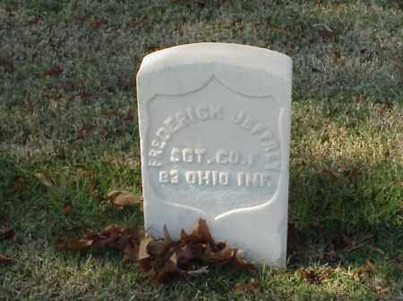 JEFFREY (VETERAN UNION), FREDRICK - Pulaski County, Arkansas   FREDRICK JEFFREY (VETERAN UNION) - Arkansas Gravestone Photos