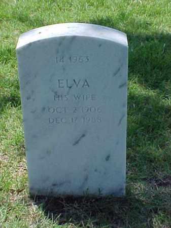 JENKINS, ELVA - Pulaski County, Arkansas | ELVA JENKINS - Arkansas Gravestone Photos