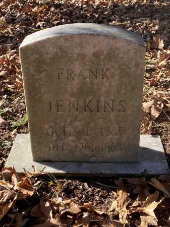 JENKINS, FRANK - Pulaski County, Arkansas | FRANK JENKINS - Arkansas Gravestone Photos
