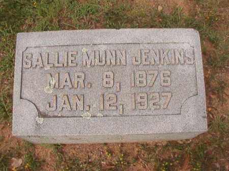 JENKINS, SALLIE - Pulaski County, Arkansas   SALLIE JENKINS - Arkansas Gravestone Photos