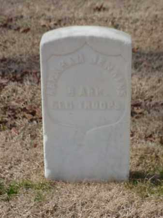 JENKINS (VETERAN UNION), ABRAHAM - Pulaski County, Arkansas | ABRAHAM JENKINS (VETERAN UNION) - Arkansas Gravestone Photos