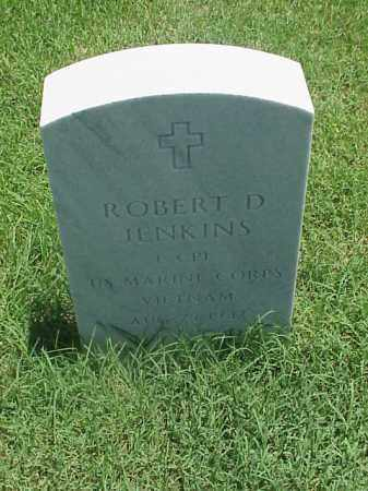 JENKINS (VETERAN VIET), ROBERT D - Pulaski County, Arkansas | ROBERT D JENKINS (VETERAN VIET) - Arkansas Gravestone Photos