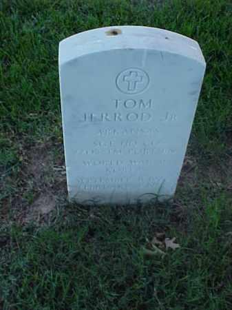 JERROD, JR (VETERAN 2 WARS), TOM - Pulaski County, Arkansas | TOM JERROD, JR (VETERAN 2 WARS) - Arkansas Gravestone Photos