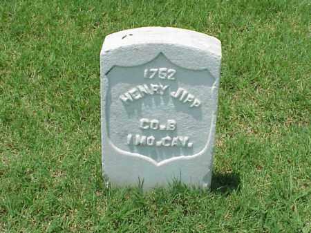 JIPP (VETERAN UNION), HENRY - Pulaski County, Arkansas | HENRY JIPP (VETERAN UNION) - Arkansas Gravestone Photos