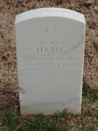 JOHNS, HAZEL - Pulaski County, Arkansas | HAZEL JOHNS - Arkansas Gravestone Photos
