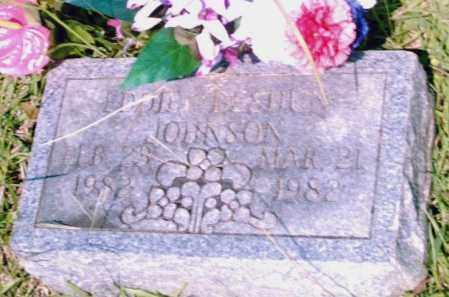 JOHNSON, EDDIE  DESHUN - Pulaski County, Arkansas | EDDIE  DESHUN JOHNSON - Arkansas Gravestone Photos