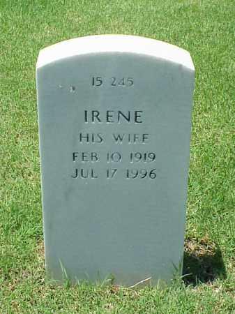 JOHNSON, IRENE - Pulaski County, Arkansas   IRENE JOHNSON - Arkansas Gravestone Photos
