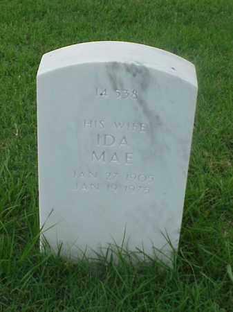 JOHNSON, IDA MAE - Pulaski County, Arkansas   IDA MAE JOHNSON - Arkansas Gravestone Photos