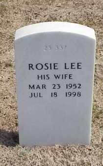 JOHNSON, ROSIE LEE - Pulaski County, Arkansas | ROSIE LEE JOHNSON - Arkansas Gravestone Photos