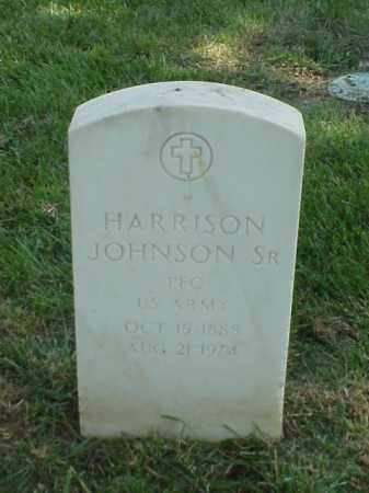 JOHNSON, SR. (VETERAN WWI), HARRISON - Pulaski County, Arkansas | HARRISON JOHNSON, SR. (VETERAN WWI) - Arkansas Gravestone Photos