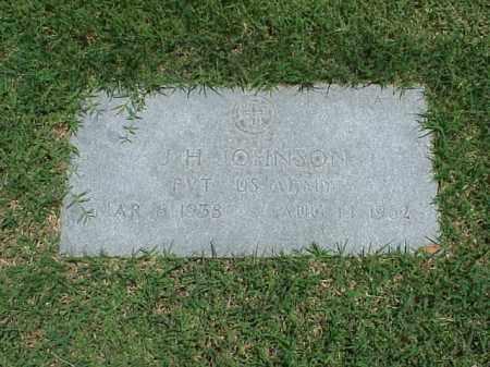JOHNSON (VETERAN), J H - Pulaski County, Arkansas   J H JOHNSON (VETERAN) - Arkansas Gravestone Photos
