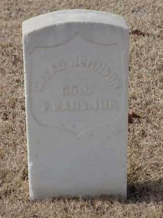 JOHNSON (VETERAN UNION), CREAD - Pulaski County, Arkansas   CREAD JOHNSON (VETERAN UNION) - Arkansas Gravestone Photos