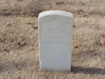 JOHNSON (VETERAN UNION), HENRY - Pulaski County, Arkansas | HENRY JOHNSON (VETERAN UNION) - Arkansas Gravestone Photos