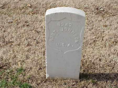 JOHNSON (VETERAN UNION), ROBERT - Pulaski County, Arkansas | ROBERT JOHNSON (VETERAN UNION) - Arkansas Gravestone Photos