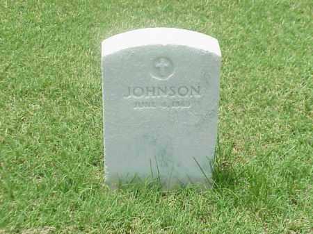 JOHNSON (VETERAN UNION), UNKNOWN - Pulaski County, Arkansas | UNKNOWN JOHNSON (VETERAN UNION) - Arkansas Gravestone Photos