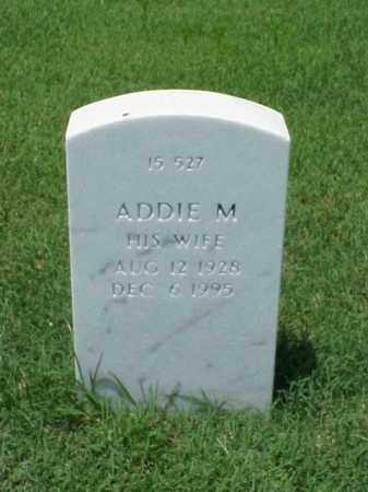 JONES, ADDIE M - Pulaski County, Arkansas | ADDIE M JONES - Arkansas Gravestone Photos